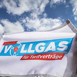 #Kfz-Hessen - Vollgas für Tarifverträge
